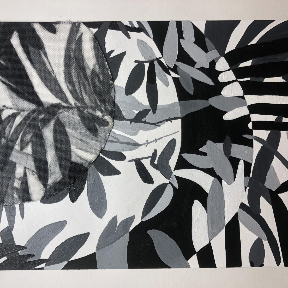 Shades of Gray by Zeynah Jadallah